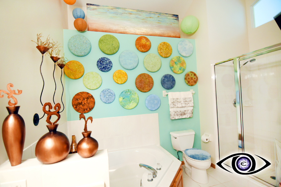 Real Estate Photography Bathroom