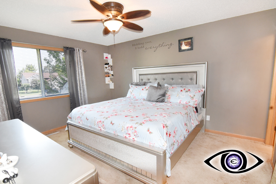 Real Estate Photography Bedroom 1