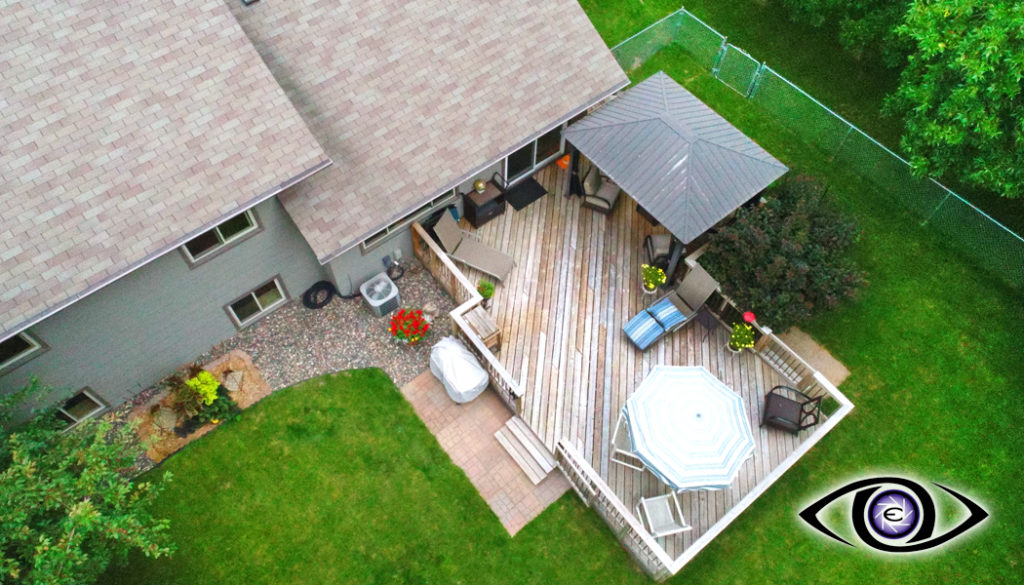 Real Estate Photography Aerial Drone